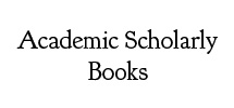 Academic Scholarly Books LLC is a used bookstore for the serious student who is looking for a reference title for his/her disertation, project, or paper. All books are reasonably priced for the low-income student who needs information without spending too much money.