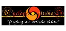 Cyclops Studios offers a Commercial Art Studio dedicated to the enrichment, education and support of local artists.